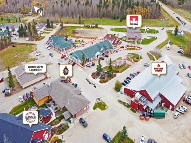 Village at Pigeon Lake, Alberta T0C 2V0, ,Strip Mall,For Sale,1124