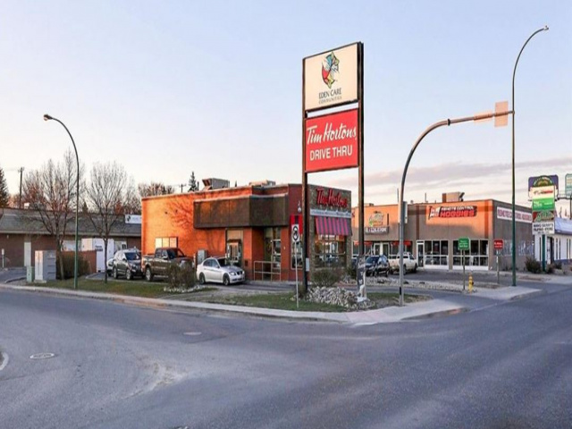 6 tenants, anchor tenant is Tim Hortons with 8 years remaining on existing lease.